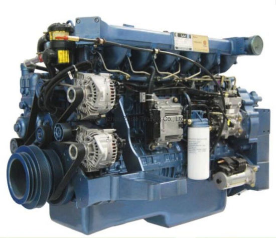 Weichai Remanufactured Engine Assembly / Assy for Bus and Truck
