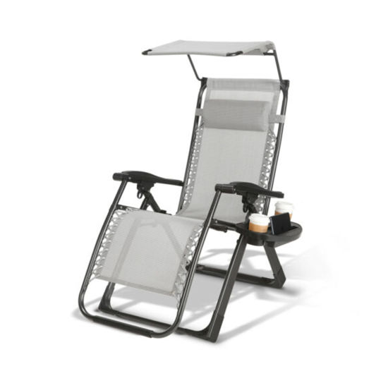 Outdoor Folding Lounge Zero Gravity Relaxation Chair