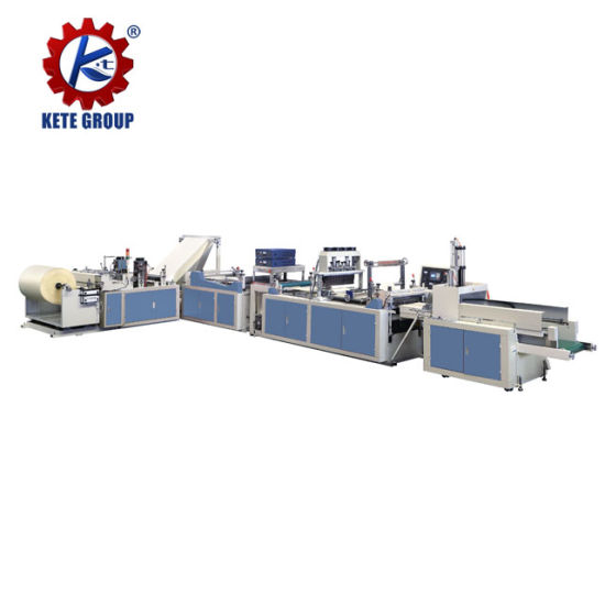 Non-Woven Fabric Ultrasonic Sealing Fully Automatic PP Non Woven Bag Making Machine Price