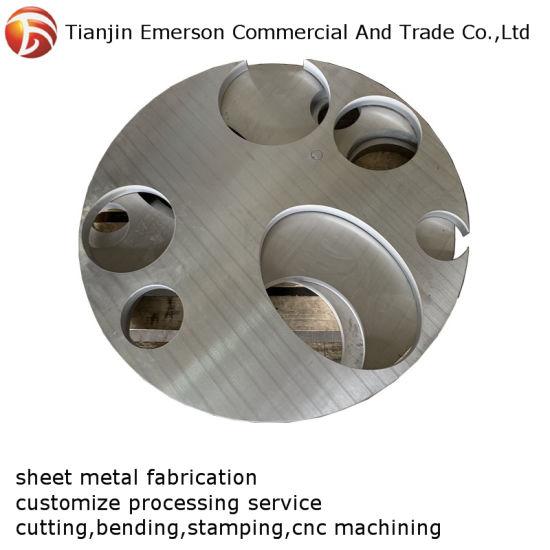Custom OEM Precision Stainless Steel Sheet Metal Fabrication