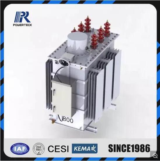 3 Phase 33kv Oil Immersed Pole Mounted Step Voltage Regulator