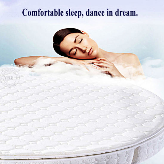 China Deluxe Sleep Villa Round Mattress