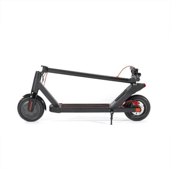 8.5 Inch Wheel 350W Motor 7.8ah Battery Disc Brake E-Scooter/Customized Logo
