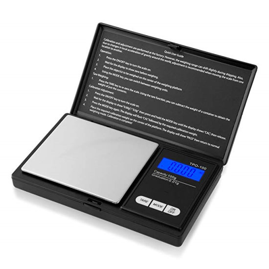 Digital Electronic Portable Pocket Jewelry Scale