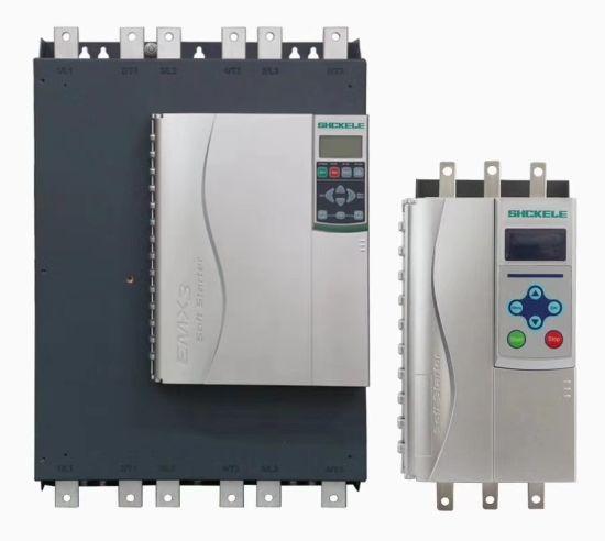 Multi-Function Intelligent 3 Phase 50Hz 60Hz Medium Vlotage AC Motor Soft Starter for Compressor