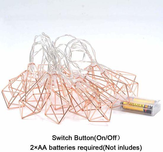 Metal Home Decoration LED String Light China Supplier