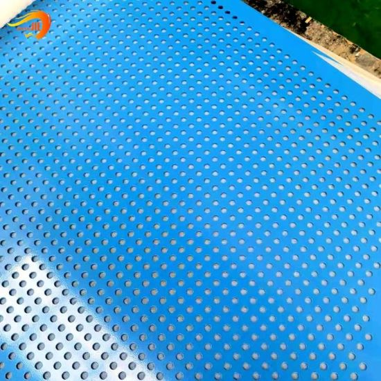 Aluminium and Galvanized Perforated Sheet for Interior or Exterior Design