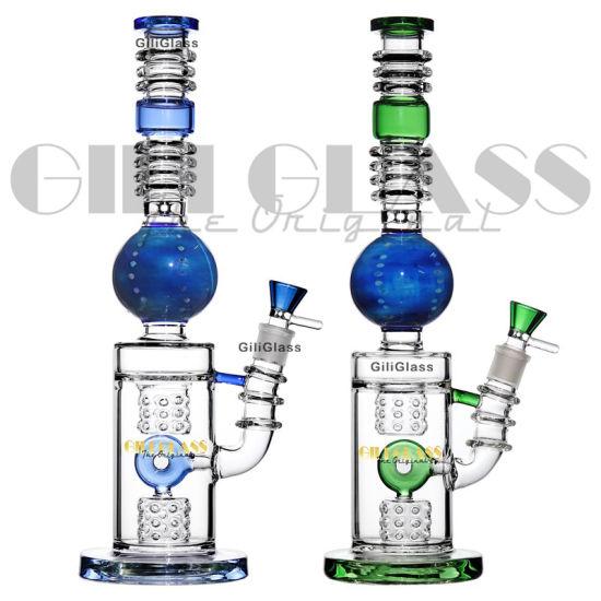Giliglass Rig DAB Rig Pipe Hookah Smoking Pipe Glass Dabbing Dabrig Recycler Water Pipe