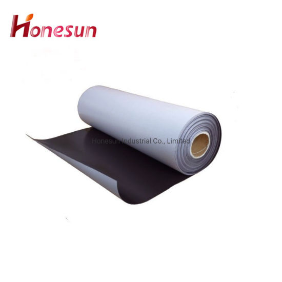 MAGNETIC RUBBER SELF ADHESIVE ROLL SHEET SIGN BOARD FRIDGE FLEXIBLE MAGNET 7