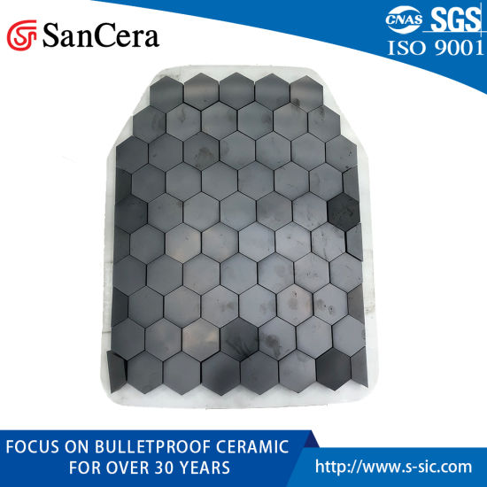 Bulletproof Plate Silicon Nitride Ceramic pictures & photos