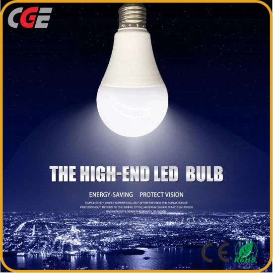 PBT PC 2 Years Warranty Dob E27 B22 9W 12W LED Bulb