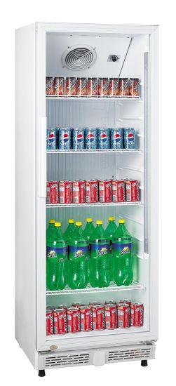 Single Glass Door Beverage Display Chiller for Energy Drink (LG-230XP)