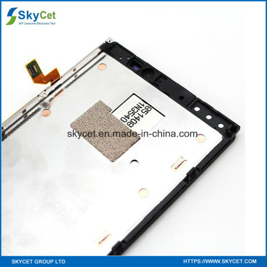 Original LCD Display Touch Screen Digitizer Assembly for Lumia 920 pictures & photos