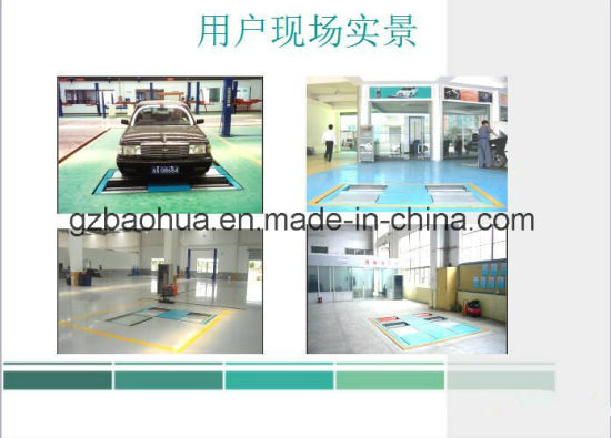Automatic Vehicle Test Line /4 in 1 Vehicle Test Line pictures & photos