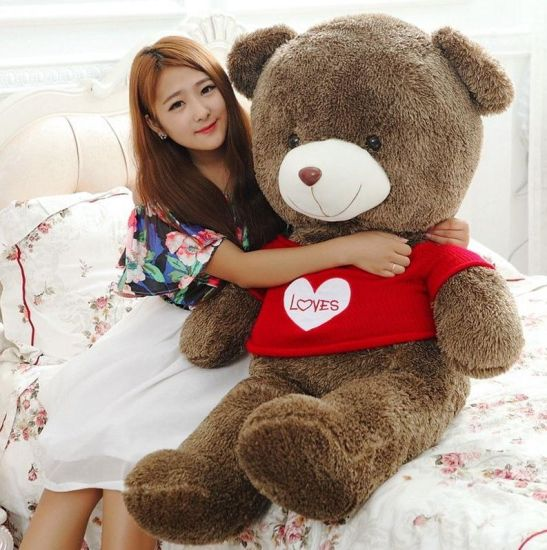 Bear Plush Stuffed Toy for Gifts