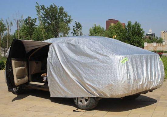 The New Non-Woven Garment PVC Full Car Cover