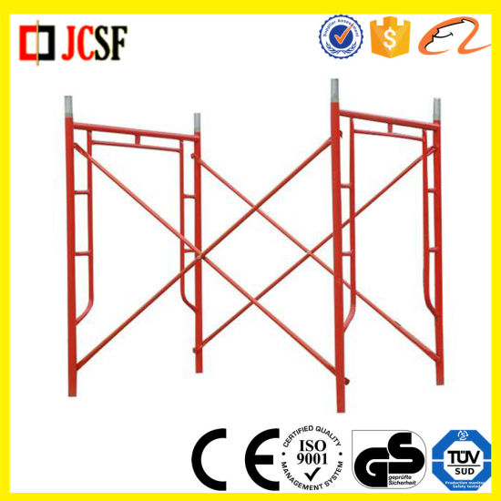 China High Quality Frame Cross Brace Scaffolding Accessory - China ...