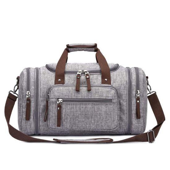 20 8 Travel Duffel Bag Men S Weekender Duffle Overnight Durable