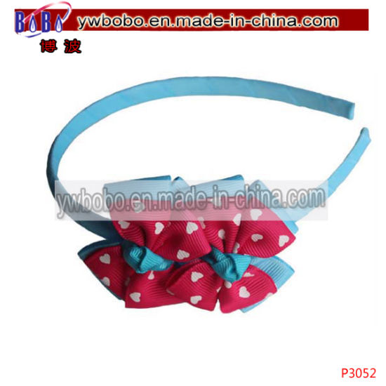 Promotional Items for Christmas Gift Headband Hair Weaving (P3052) pictures & photos