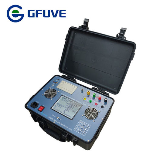 with Printer Automatic Three Phase Transformer Group Turns Ratio Tester