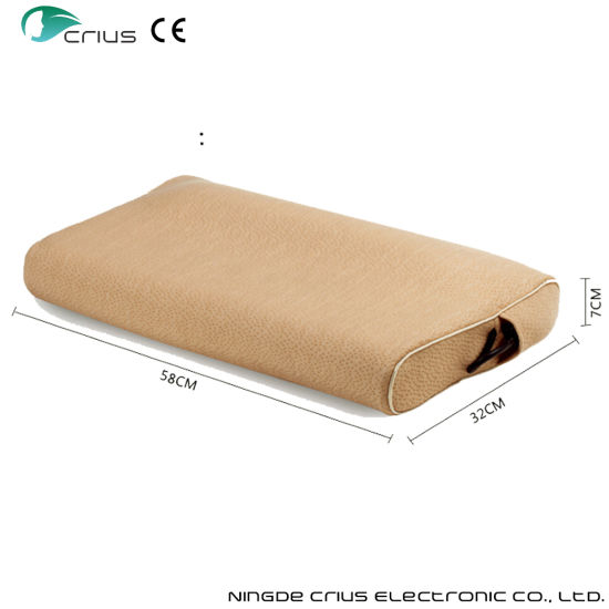 Neck Protected Germanium Stone Memory Foam Pillow pictures & photos