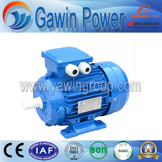 Ie2 Series High Efficiency Aluminum Housing Motor pictures & photos