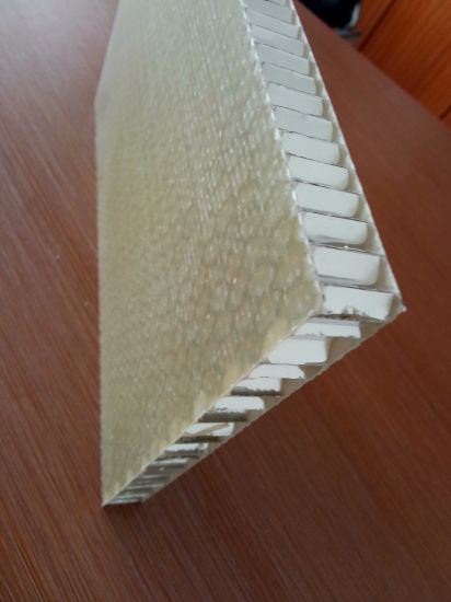 20mm Thick GRP/FRP Honeycomb Panels PP Honeycomb Truck Body Panels pictures & photos