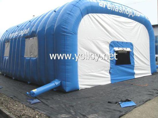 Portable Inflatable Air Shop