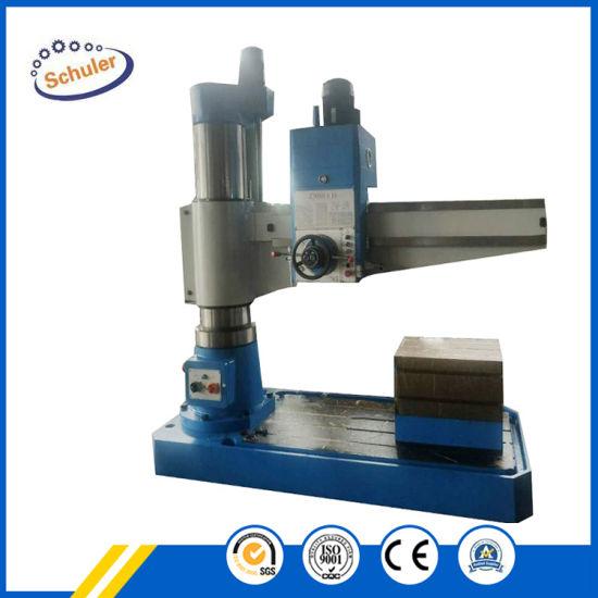 High Quality Z3050 Drilling Machinery Precision Hydraulic Radial Drilling Machine