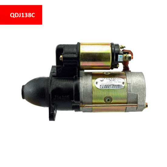 Engine Parts Laidong Km385 12v 3kw 11 Teeth Starter Motor Qdj138c China Engine Parts Tractor Parts Made In China Com