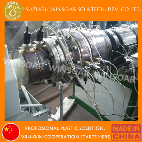 UPVC Pipe Extrusion Production Machine