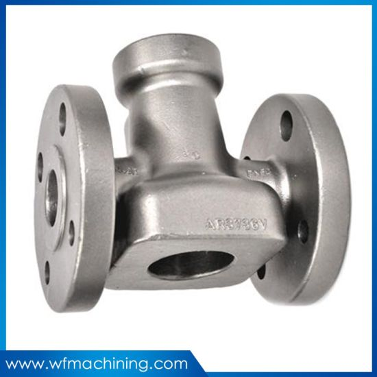OEM Alloy Steel/Stainless Steel Silica Sol/Lost Wax Investment/Precision Casted/Cast/Casting Parts