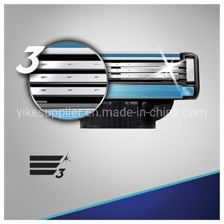 New Style Mach3 Men's Razor Blade Compatiable for Gillette Handle