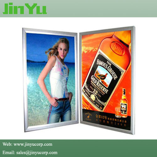 "30""*48"" Aluminum Flip Clip LED Slim Light Box pictures & photos"