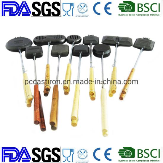 Smaller Pie Iron Hot Sale China Factory
