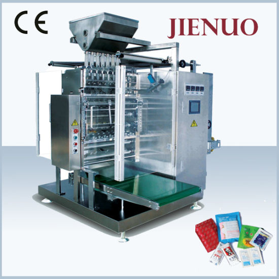 Multi-Lanes Cheapest Vertical Liquid Honey Stick Packing Machine pictures & photos