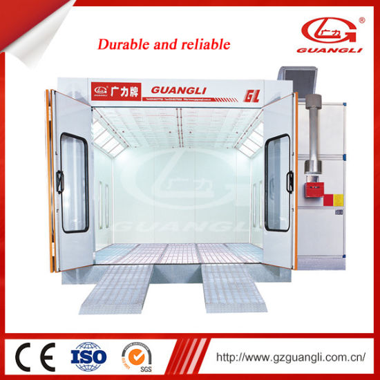 Factory Supply Hot Sale Ce Standard Car Spray Booth (GL3000-A1) pictures & photos
