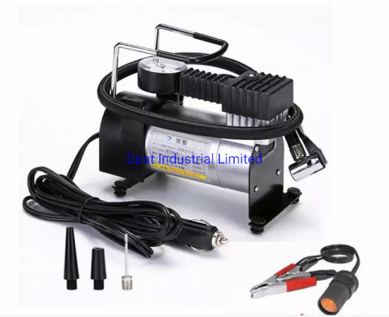 Portable Mini Tire Inflator Air Compressor 12V