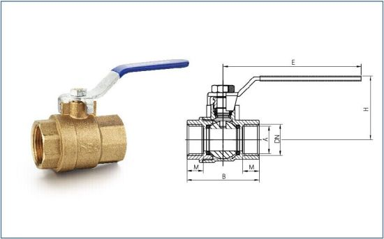 Full Bore Pipeline Ball Valve (BABV) pictures & photos
