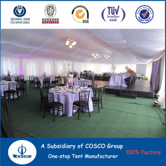 Cosco Big Aluminium Clear Span Tent for Wedding pictures & photos