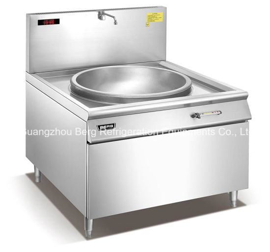 China High Power Commercial Induction Wok Cooker China Induction