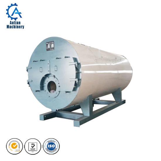 6t Oil Nature Gas Steam Boiler for Toilet Paper Machine