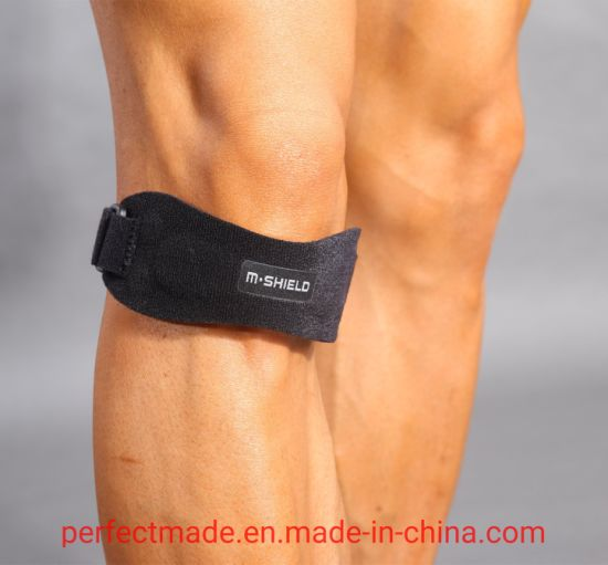 Adjustable Knee Support for Pain Relief Open Patella Strap, Knee Brace