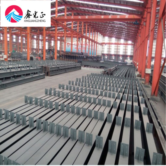 Steel Structure Export From China Building Material