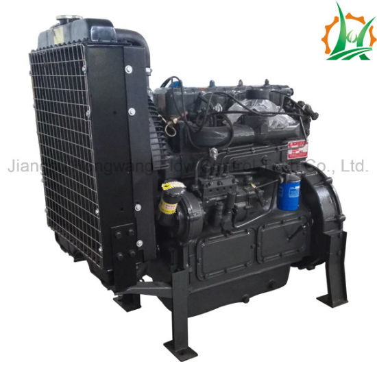 Diesel Engine Self Priming Sewage Trash Pump Set Station pictures & photos