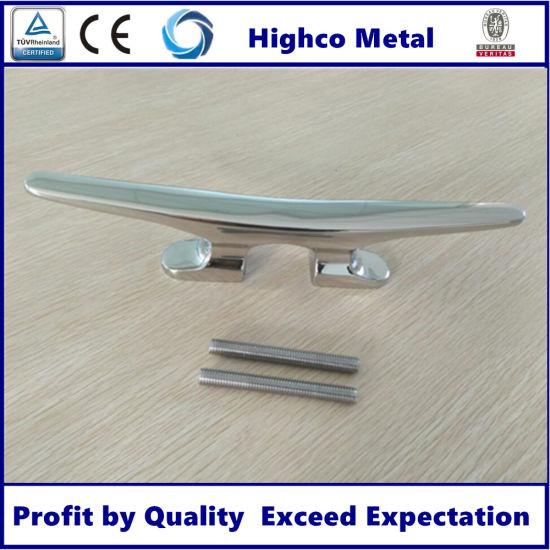 Stainless Steel Marine Hardware Heavy Duty Cleat
