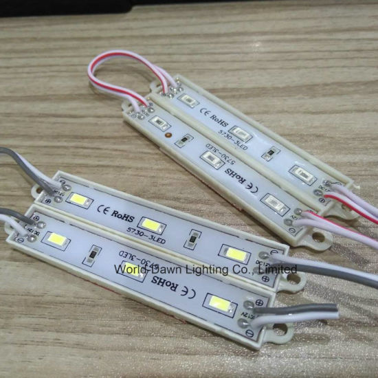 Good Quality 2 Years Warranty SMD 5730 3-LEDs IP56 LED Module pictures & photos