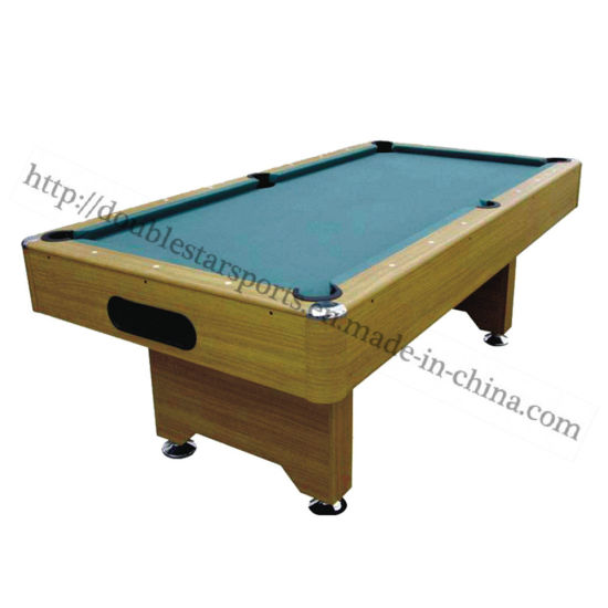 China High Quality FT FT FT Wooden Billiard Pool Table China - How high is a pool table
