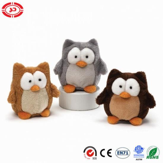 Gund Brand Owl Beanbags Multicolor Plush Children Gift Toys