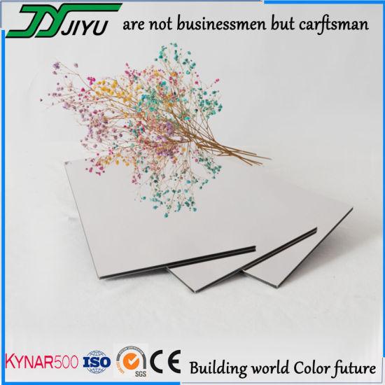 Jiyu Aluminium Composite Panel with PVDF Paint